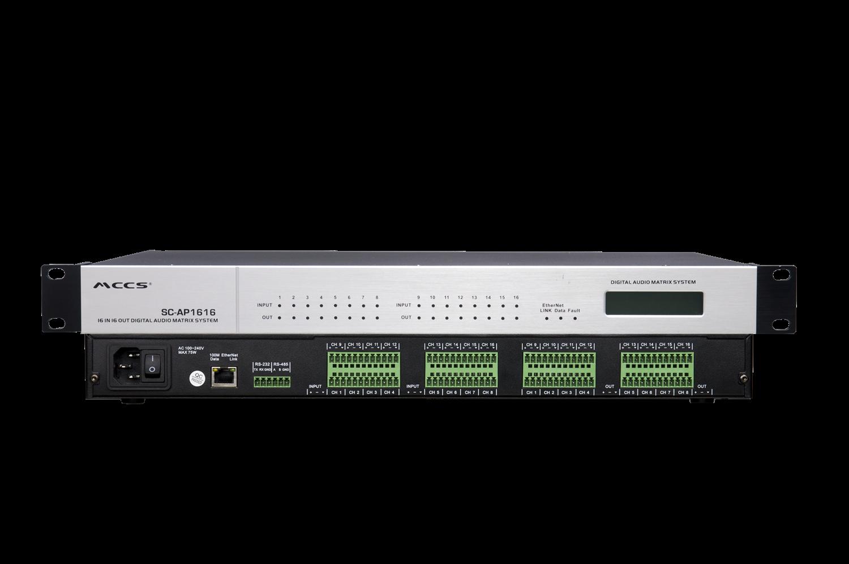 媒体矩阵SC-AP1616