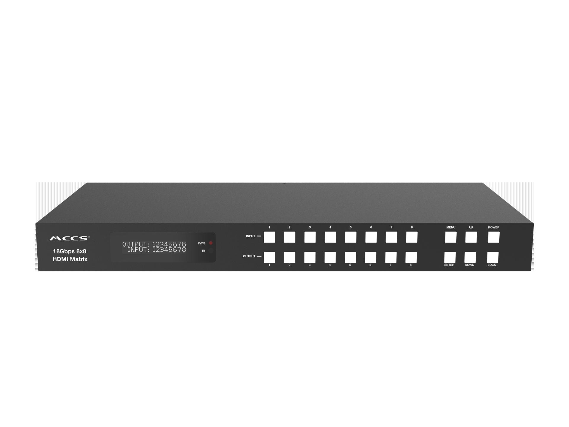 高清矩阵SC-HDMI0808S